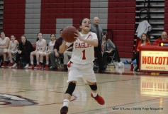 Gallery CIAC Girls Basketball; Wolcott 52 vs. Immaculate 49 Photo # (93)