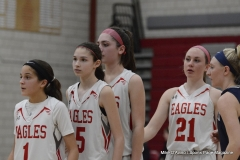 Gallery CIAC Girls Basketball; Wolcott 52 vs. Immaculate 49 Photo # (96)