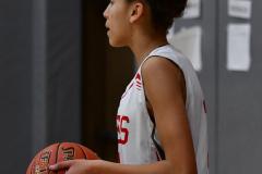 CIAC Girls Basketball; Wolcott vs. St. Paul - Photo # 002