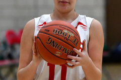 Gallery CIAC Girls Basketball; Wolcott vs. Holy Cross - Photo # 008