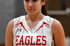 Gallery CIAC Girls Basketball; Wolcott vs. Holy Cross - Photo # 072