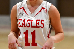 Gallery CIAC Girls Basketball; Wolcott vs. Holy Cross - Photo # 076