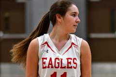 Gallery CIAC Girls Basketball; Wolcott vs. Holy Cross - Photo # 081