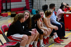 Gallery CIAC Girls Basketball; Wolcott vs. Holy Cross - Photo # 104