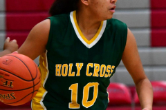 Gallery CIAC Girls Basketball; Wolcott vs. Holy Cross - Photo # 130
