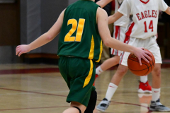 Gallery CIAC Girls Basketball; Wolcott vs. Holy Cross - Photo # 195