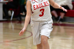 Gallery CIAC Girls Basketball; Wolcott vs. Holy Cross - Photo # 203