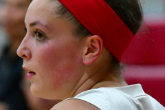 Gallery CIAC Girls Basketball; Wolcott vs. Holy Cross - Photo # 219