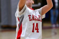 Gallery CIAC Girls Basketball; Wolcott vs. Holy Cross - Photo # 230