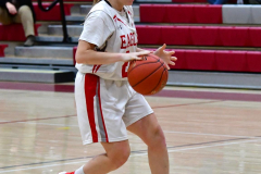 Gallery CIAC Girls Basketball; Wolcott vs. Holy Cross - Photo # 248