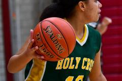 Gallery CIAC Girls Basketball; Wolcott vs. Holy Cross - Photo # 264
