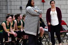 Gallery CIAC Girls Basketball; Wolcott vs. Holy Cross - Photo # 321