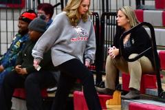 Gallery CIAC Girls Basketball; Wolcott vs. Holy Cross - Photo # 323
