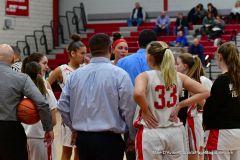 Gallery CIAC Girls Basketball; Wolcott vs. Holy Cross - Photo # 328