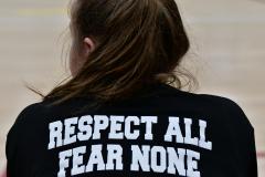 Gallery CIAC Girls Basketball; Wolcott vs. Holy Cross - Photo # 348