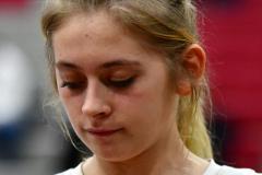 Gallery CIAC Girls Basketball; Wolcott vs. Holy Cross - Photo # 354