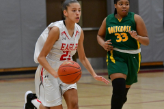 Gallery CIAC Girls Basketball; Wolcott vs. Holy Cross - Photo # 380