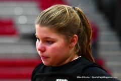 Gallery CIAC Girls Basketball; Wolcott vs. Holy Cross - Photo # 385