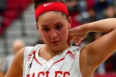 Gallery CIAC Girls Basketball; Wolcott vs. Holy Cross - Photo # 387