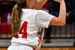 Gallery CIAC Girls Basketball; Wolcott vs. Holy Cross - Photo # 400