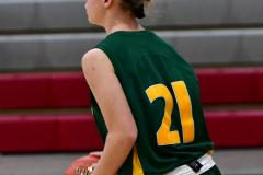 Gallery CIAC Girls Basketball; Wolcott vs. Holy Cross - Photo # 406