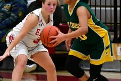 Gallery CIAC Girls Basketball; Wolcott vs. Holy Cross - Photo # 412