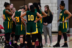 Gallery CIAC Girls Basketball; Wolcott vs. Holy Cross - Photo # 416