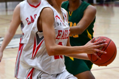 Gallery CIAC Girls Basketball; Wolcott vs. Holy Cross - Photo # 421