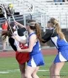 Gallery CIAC Girls Lacrosse; Wolcott 3 vs. Housatonic Regional 18 (180)-