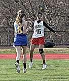 Gallery CIAC Girls Lacrosse; Wolcott 3 vs. Housatonic Regional 18 (184)-