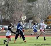 Gallery CIAC Girls Lacrosse; Wolcott 3 vs. Housatonic Regional 18 (195)-