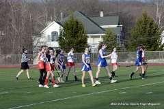 Gallery CIAC Girls Lacrosse; Wolcott 3 vs. Housatonic Regional 18 (208)-