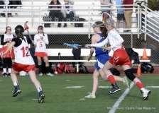 Gallery CIAC Girls Lacrosse; Wolcott 3 vs. Housatonic Regional 18 (215)-