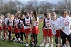 Gallery CIAC Girls Lacrosse; Wolcott 3 vs. Housatonic Regional 18 (238)-