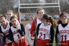 Gallery CIAC Girls Lacrosse; Wolcott 3 vs. Housatonic Regional 18 (240)-