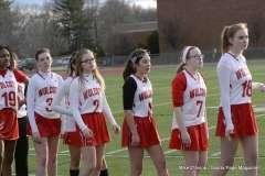 Gallery CIAC Girls Lacrosse; Wolcott 3 vs. Housatonic Regional 18 (242)-