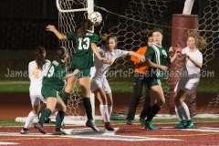 CIAC Girls Soccer NVL Tournament Finals - Watertown 1 vs Holy Cross 0 (OT 6-5 shootout) - Photo (15)