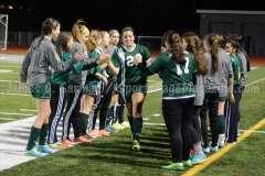 CIAC Girls Soccer NVL Tournament Finals - Watertown 1 vs Holy Cross 0 (OT 6-5 shootout) - Photo (4)