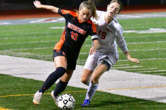 CIAC Girls Soccer - NVL Tournament Finals - Watertown 2 vs. Wolcott 0 - Photo # (134)
