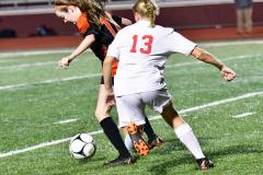 CIAC Girls Soccer - NVL Tournament Finals - Watertown 2 vs. Wolcott 0 - Photo # (160)