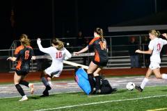 CIAC Girls Soccer - NVL Tournament Finals - Watertown 2 vs. Wolcott 0 - Photo # (366)