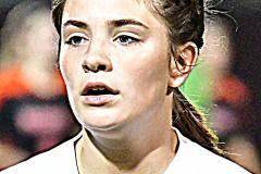 CIAC Girls Soccer - NVL Tournament Finals - Watertown 2 vs. Wolcott 0 - Photo # (433)