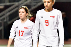 CIAC Girls Soccer - NVL Tournament Finals - Watertown 2 vs. Wolcott 0 - Photo # (438)