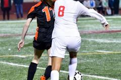 CIAC Girls Soccer - NVL Tournament Finals - Watertown 2 vs. Wolcott 0 - Photo # (509)