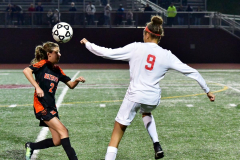 CIAC Girls Soccer - NVL Tournament Finals - Watertown 2 vs. Wolcott 0 - Photo # (719)