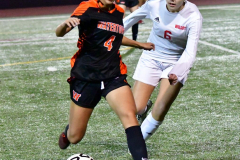 CIAC Girls Soccer - NVL Tournament Finals - Watertown 2 vs. Wolcott 0 - Photo # (747)