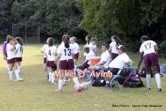 CIAC Girls Soccer Sacred Heart 0 vs. Wolcott 6 - Photo # (17)