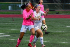 CIAC Girls Soccer; Wolcott 1 vs. Seymour 0 - Photo # (111)