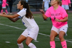 CIAC Girls Soccer; Wolcott 1 vs. Seymour 0 - Photo # (216)