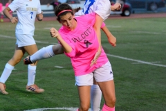 CIAC Girls Soccer; Wolcott 1 vs. Seymour 0 - Photo # (245)